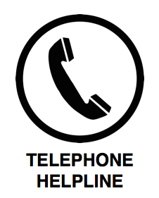 Telephone Helpline